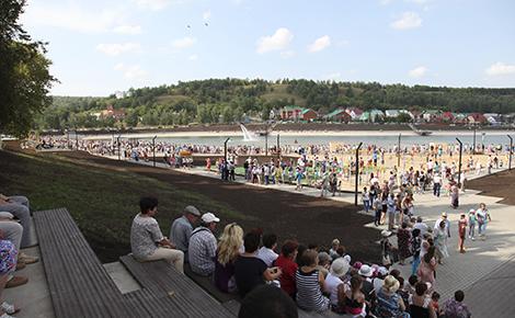 пляж сайт