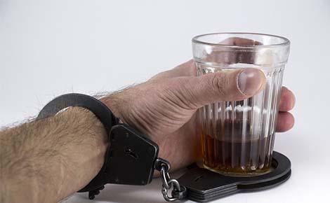 водка наручники