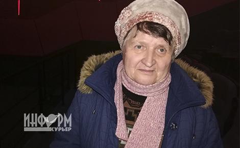 Валентина Голованова