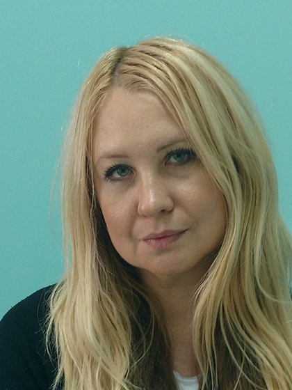 Алена Юскевич- медицинкий психолог.