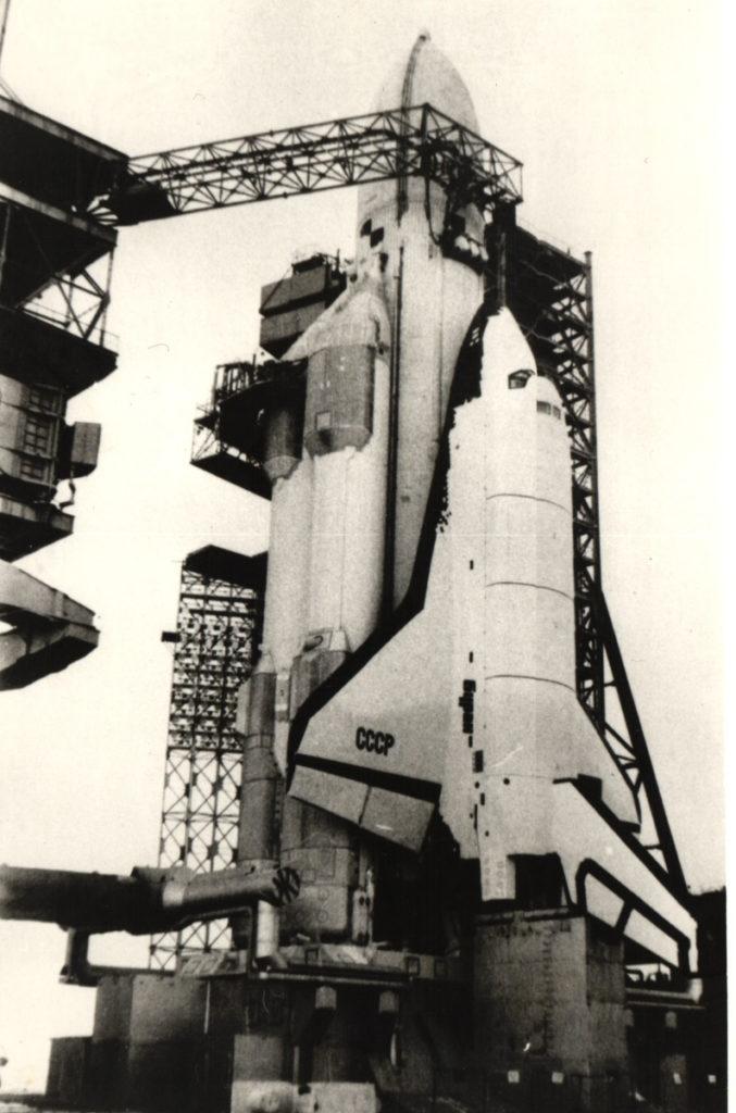 ракетоноситель Буран