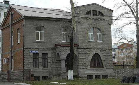 дом Дмитриева